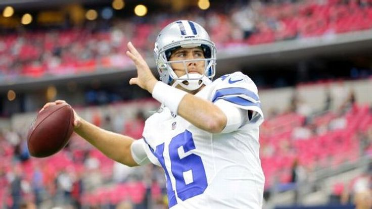 Dallas Cowboys hope to feed off Matt Cassel's presence - Dallas Cowboys Blog - ESPN