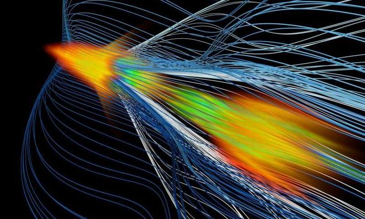 Antimatter catches a wave: Accelerating positrons with plasma is a step toward smaller, cheaper particle colliders