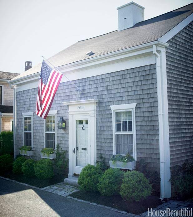 Classic New England Cape Cod