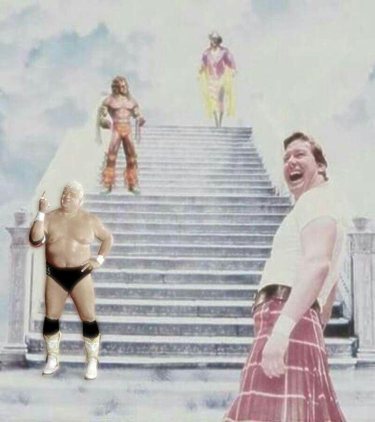 Bruiser dick tape wrestling