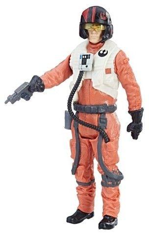 Star Wars: Force Link Star Wars Poe Dameron (Resistance Pilot) Force Link Action Figure