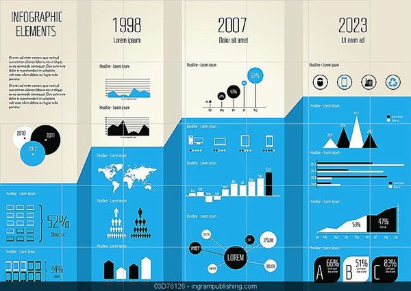 Deal Of The Week : 100 Premium Infographics from Ingimage
