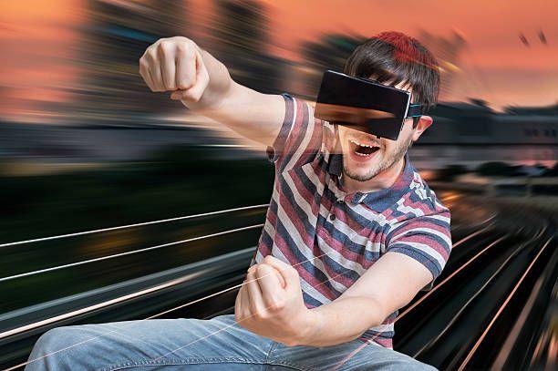 Виртуальная реальность: сегодняшний день и перспектива
