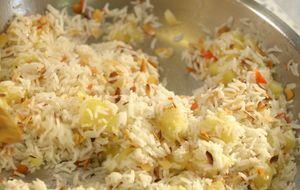 Olivier Anquier se inspira na culinária asiática para preparar essa sobremesa