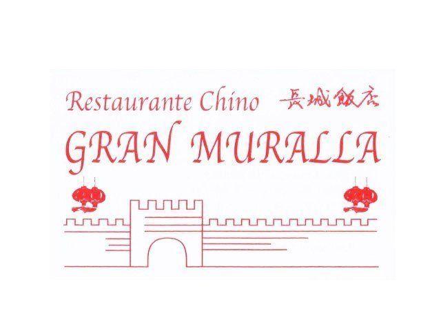 Gran Muralla Me Como águilas La Gran Muralla Restaurante Chino Cartas