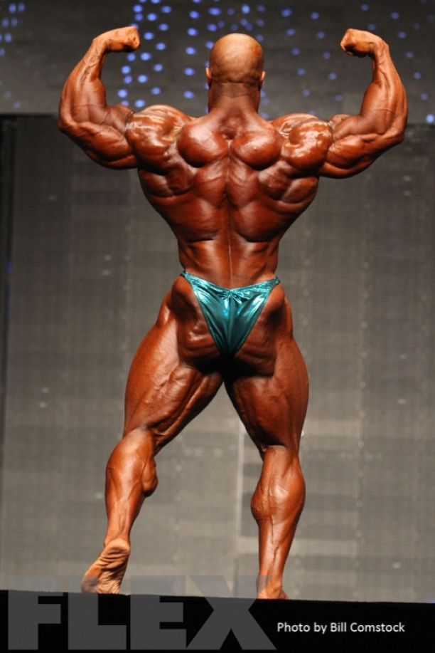 PHIL HEATH BACK POSE | Bodybuilding/Fitness | Pinterest | Phil heath