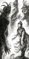 DrDII: Conjurer by Merlkir