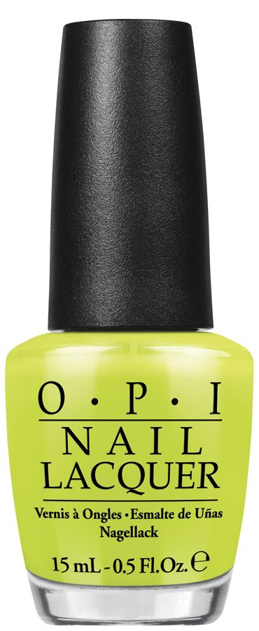 13 best OPI NEON COLLECTION images on Pinterest | Nail polish, Opi ...