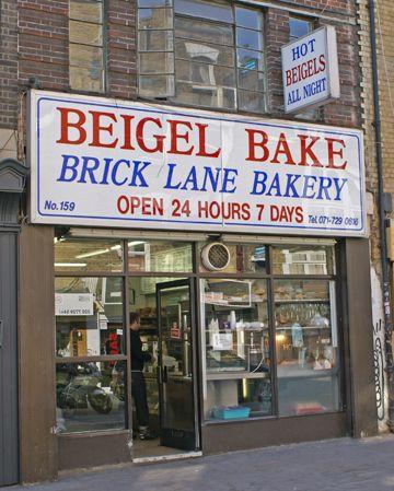 Beigel Bake, Brick Lane (East London)      http://www.lonelyplanet.com/england/london/things-to-do#ixzz25RoEd4x1
