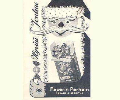 Fazerin Parhain, 1935