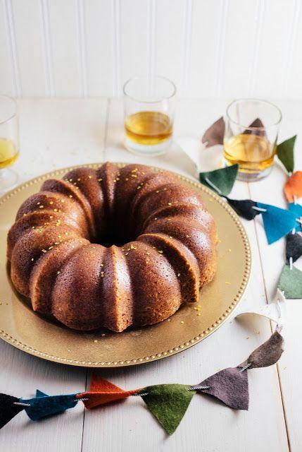 Hummingbird High: Kentucky Bourbon Butter Cake (Redux Recipe)