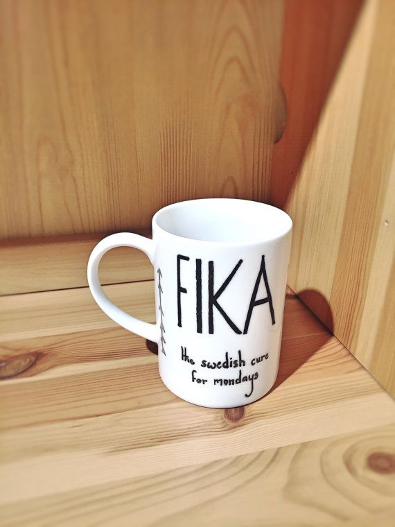 Ska vi ta en Fika ... shall we go for a Fika? Fika, (pronounced fee-ka) is an amazing Swedish tradition that is, essentially, going to coffee! But this is more than just your rushed morning latte run; its a moment to slow down and appreciate the good things in life. You can fika with friends, with a good book, at your favorite cafe, at home ... the essential part is that you make time for a break, and really enjoy where you are at this present moment. Thats what its all about.  So take a…