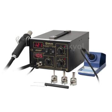 Sunline 852D+ Isı Kontrollü Lehimleme Ve Sıcak Hava Üfleme İstasyonu