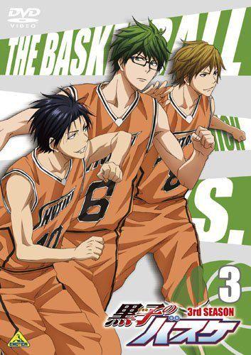 [Blu-ray & DVDs] Kuroko basketball 3 rd SEASON 3 6/2015 26, release http://blog.livedoor.jp/kuro_bas/archives/42374781.html … #kurobas