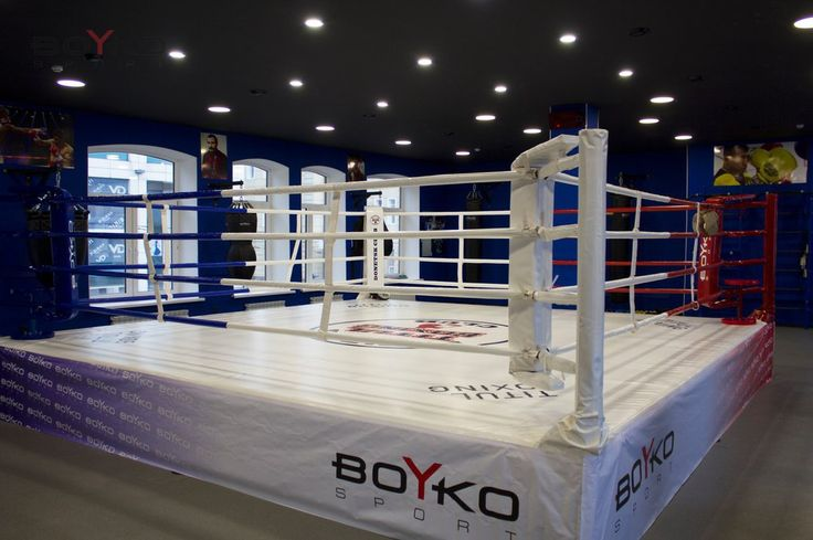 Белоснежный ринг от Бойко-спорт #бойкоспорт #бокс #кикбоксинг #mma #мма #дзюдо #самбо