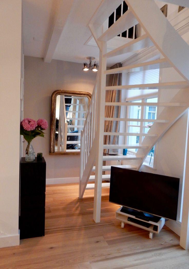 Apartment Amsterdam | Live & Cook | www.mvwdesignstudio.com
