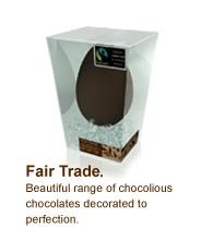 Heritage Fine Chocolate - Fairtrade