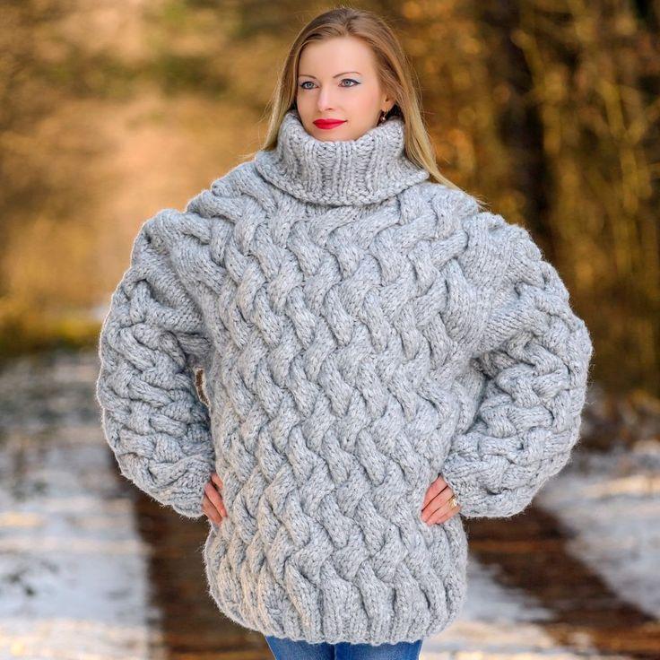 Heavyweight Merino Wool Sweater