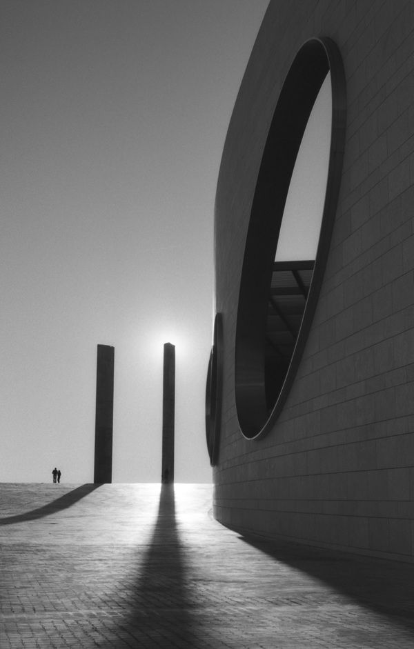 ryanpanos:  Champalimaud Centre for the Unknown by Charles Correa - photos by Tiago Perestrelo
