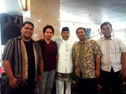 Acara bersama Bang Biem dari DPRD DKI Jakarta.. salah satu anak dari tokoh Betawi