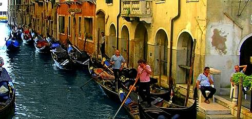 One of the five best cities in Italy. The  entire list on http://www.venice-italy-veneto.com/best-cities-in-italy.html