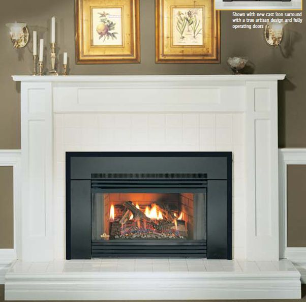 23 Best Fireplace Insert Images On Pinterest Fireplace