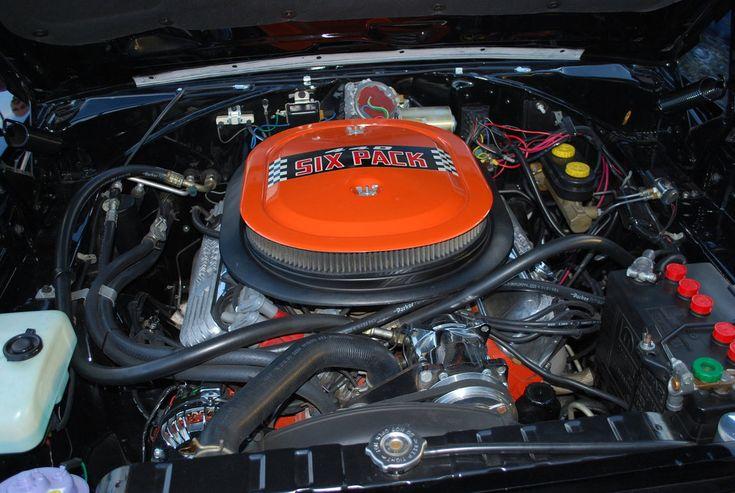 1969 PLYMOUTH Road Runner 440 Six Pack (II) by HardRocker78.deviantart.com on @DeviantArt