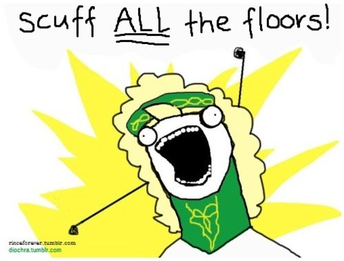 hahaha only those who Irish dance will understand why this is so funny