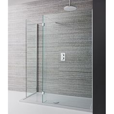 Semi-frameless shower enclosure, end panel & shower tray includedChoice of size - 1400 x 900 or 1700 x 800mm8mm toughened, easy clean glassReversible design & powershower proofLifetime guarantee for enclosure