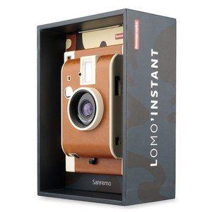 Lomography Instant Sanremo Camera - Brown: Image 41