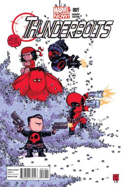 Thunderbolts (2013) #1
