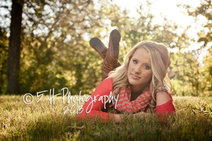 Shani V * Class of 2013 * 5H Photography * Northwest Arkansas Senior Photographer