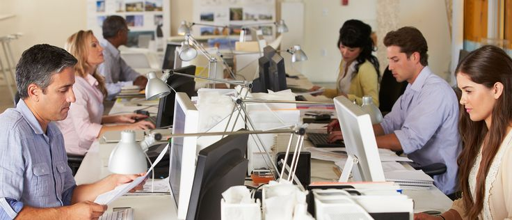 Setting Up a work place might not be the easiest thing to do. You need to consider a number of precautions and suggestions to get it right. People today have started acknowledging the importance of a scientific outlook while designing the workspace .