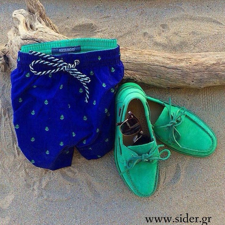 Prepped and ready for summer 2015 with a classic pair of Sebago boat shoes#new colors#summer#style#shoes# sider_stores www.sider.gr