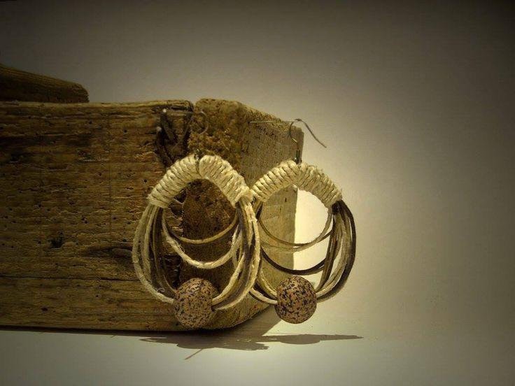 Caves jewellery - Safari earring