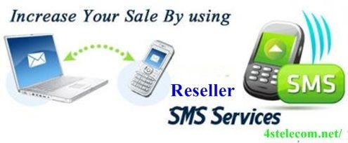 A reseller SMS service allows its users to redistribute the credits to clients…