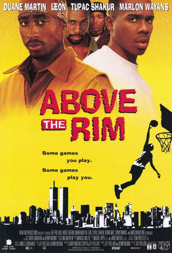 Above the Rim 11x17 Movie Poster (1994)
