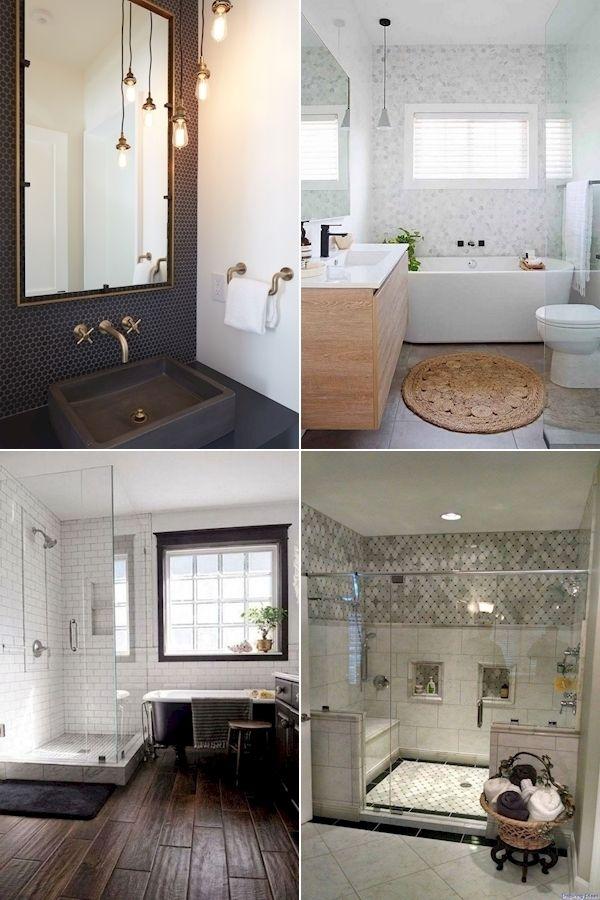 Bathroom Tumbler Stone Bathroom Bin Country Bathroom Decor
