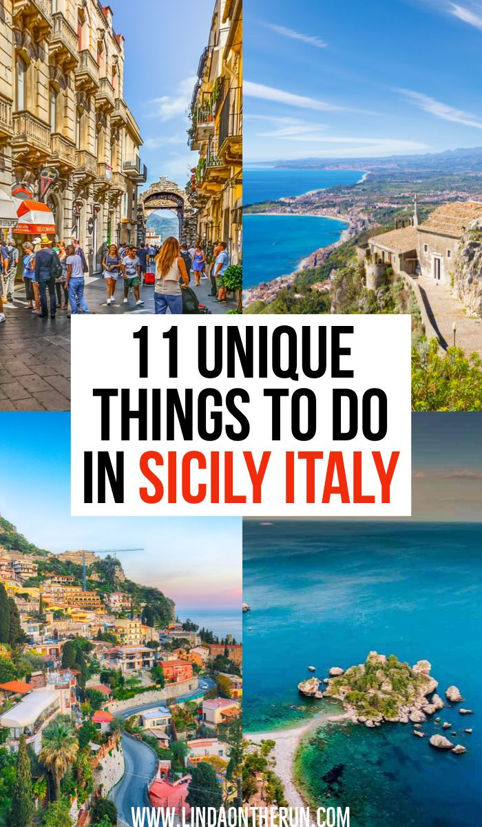 20 Spectacular Things To Do In Taormina   Sicily travel, Italy ...