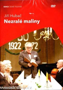 Film Nezralé maliny na DVD z Edice České televize.