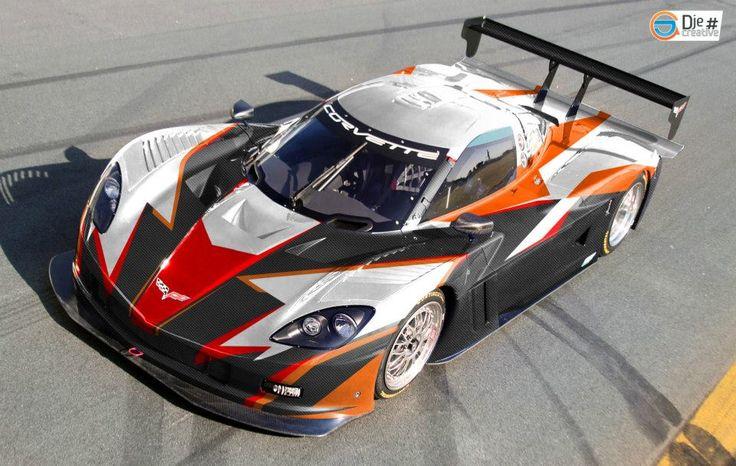 CHEVROLET (USA) Corvette DP Fantasy Scheme _______________________ WWW.PACKAIR.COM