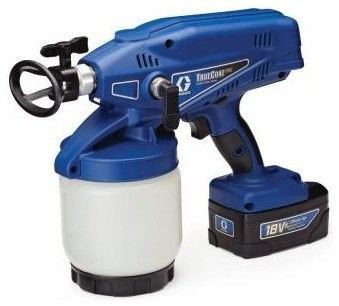 Graco Paint Sprayer. TrueCoat Pro Cordless Paint Sprayer 258864 - contemporary - cleaning supplies - Home Depot