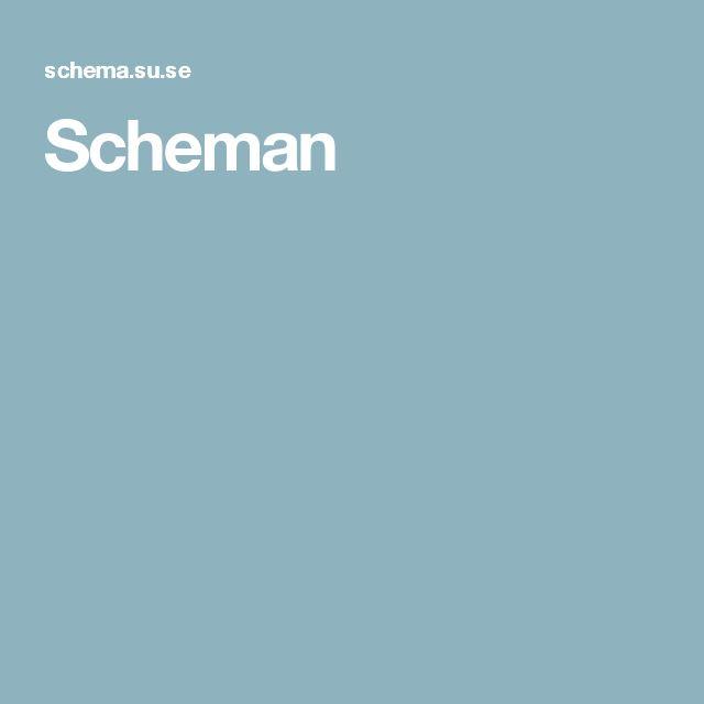 Scheman