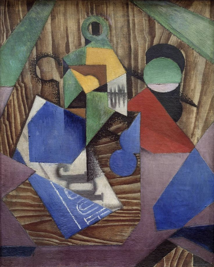 Cubism's Revolutionary Legacy