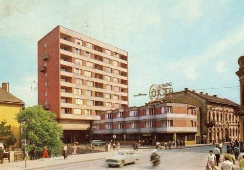 Miskolc, Lottó-ház