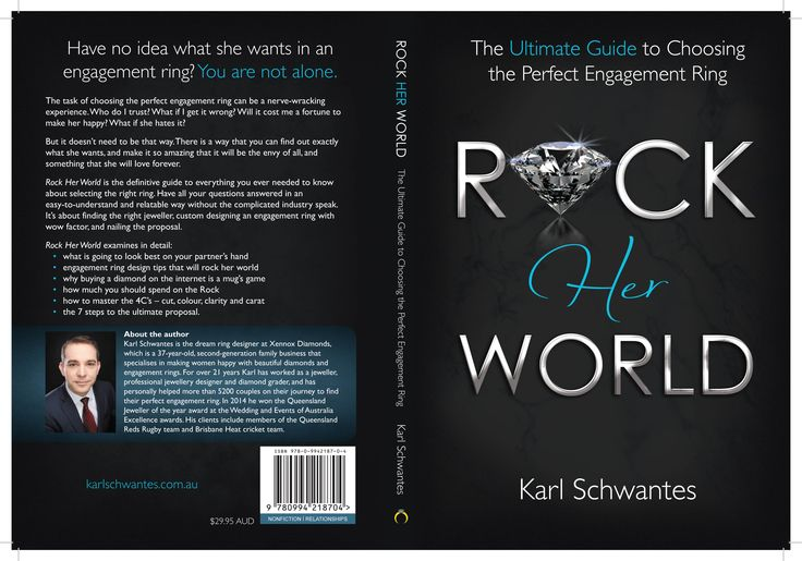 Rock Her World, The ultimate guide to choosing the perfect engagement ring - Book Launch