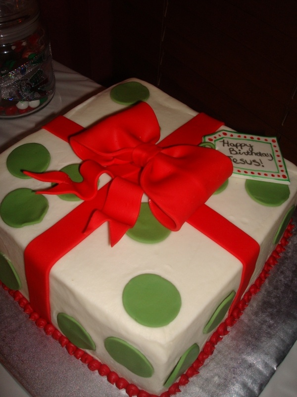 Best 24 Happy Birthday Jesus Cakes Ideas On Pinterest Christmas