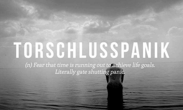 Torschlusspanik: Angst, etwas Entscheidendes zu versäumen (Duden) Wir sammeln Wörter, und jeder darf sich eineGeschichte hinter diesem Wort ausdenken! Oder ein Gedicht! Oder ein Bild! Wir f…