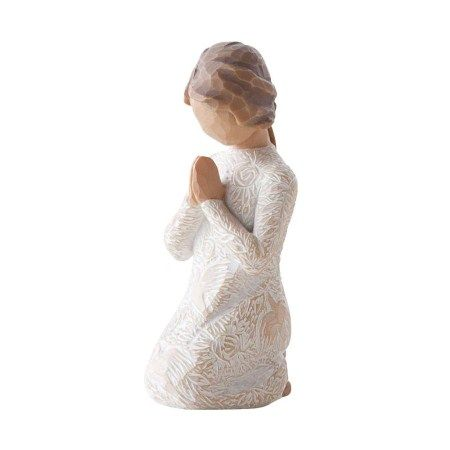 Photo of Willow Tree Prayer of Peace Figurine