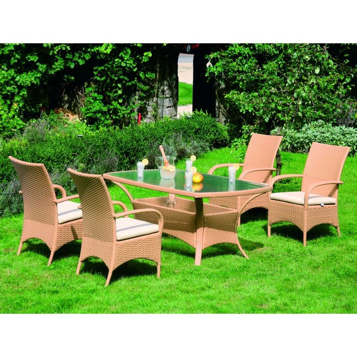 polyrattan geflechtsitzgruppe santa cruz ihr online shop f r exklusive gartenm bel garten. Black Bedroom Furniture Sets. Home Design Ideas